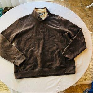 Arrow Brown Pullover